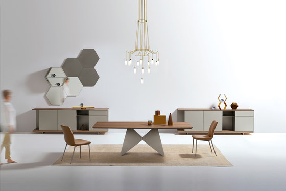 Gemini Hexagonal by Ronda design