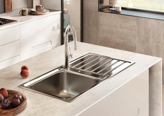 Syra | Kitchen sink mixer by ROCA
