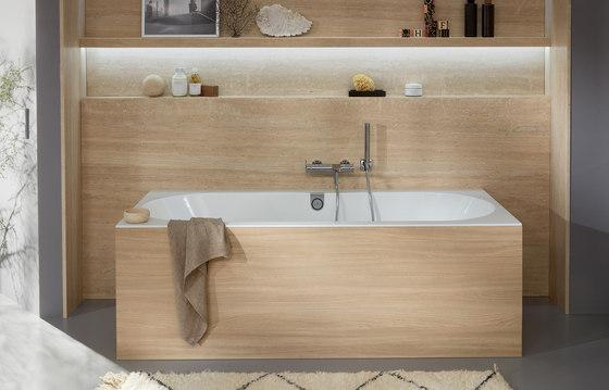 Oberon 2.0 Bath by Villeroy & Boch