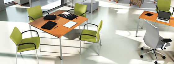 Achieve | Side Chair by SitOnIt Seating