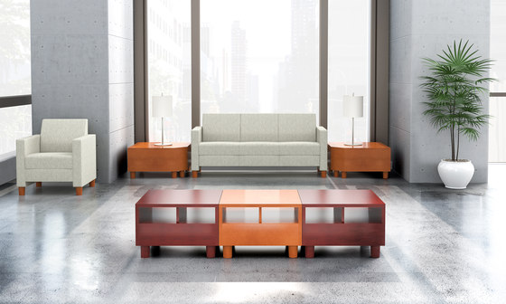 Mezzanine | Cube Table by SitOnIt Seating