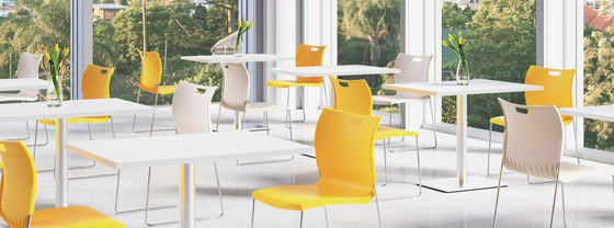 Rowdy | Side Chair by SitOnIt Seating