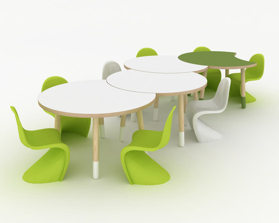 Table Choquette by IDM Coupechoux