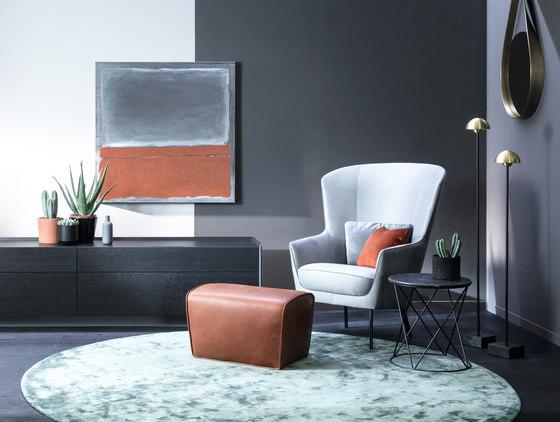 Lilou Wing chair by Christine Kröncke