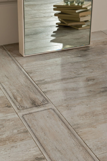 Metalwood Beige | Bordo Mix de Rondine