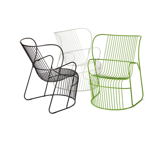 Kaskad armchair by nola