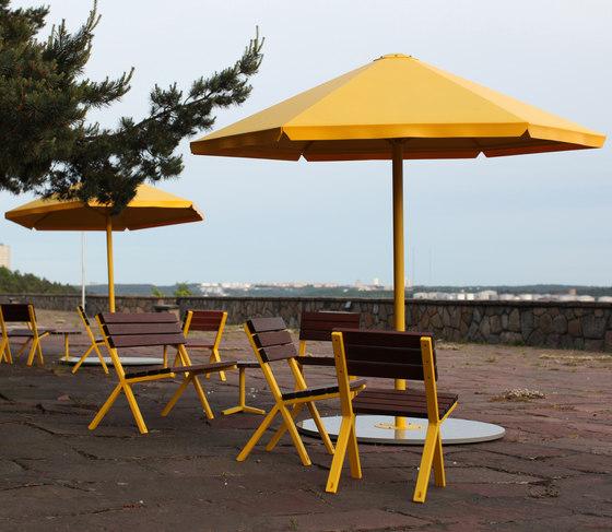 Four Seasons parasol by nola
