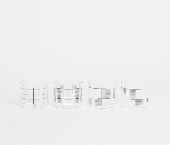 0,2L Glass Mix of 4 de tre product