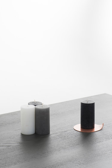Chamberstick Candle Holder de tre product