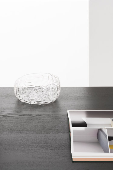 Wicker Glass Bowl by tre product