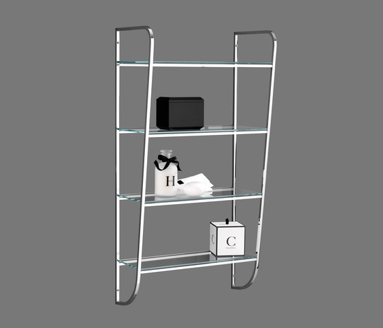 Makeup Shelf Unit de Devon&Devon