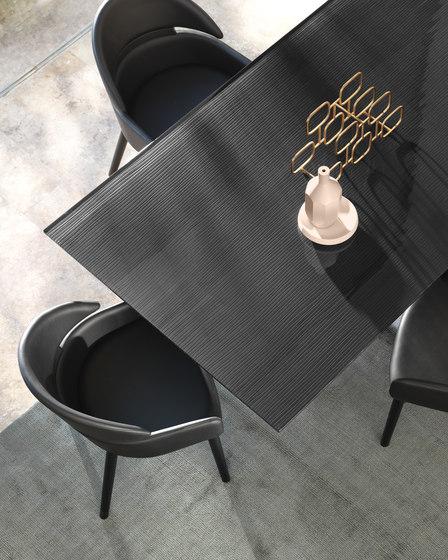 HYPE table by Fiam Italia