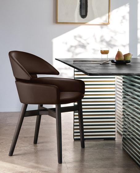 LLOYD chair by Fiam Italia