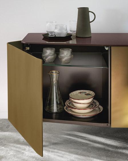 PLANA cupboard by Fiam Italia