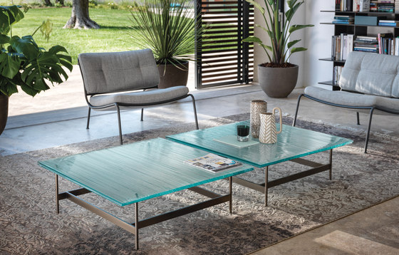 WAVES table basse de Fiam Italia