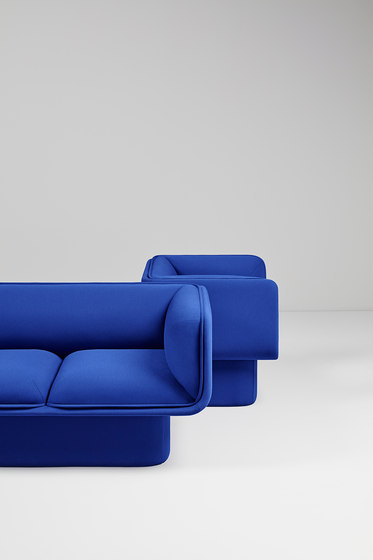 Block Sofa by Missana