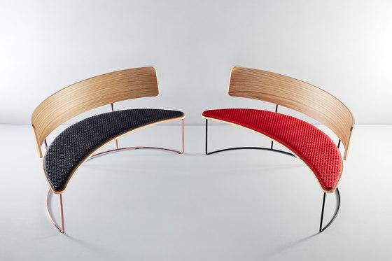 Boomerang Bench by Missana