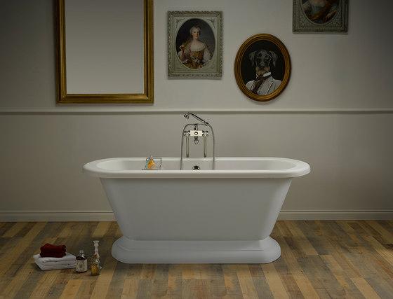 Country | Free standing bathtub by THG Paris
