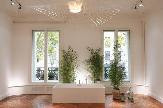 Ego   Free standing bathtub by THG Paris