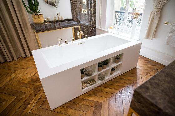 Nolita   Free standing bathtub by THG Paris