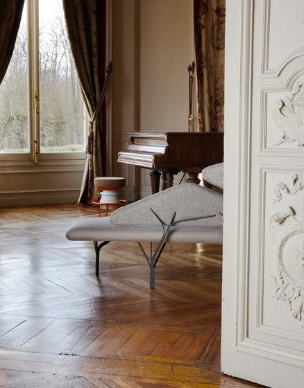 Borghese sofa | 2seaters de La Chance