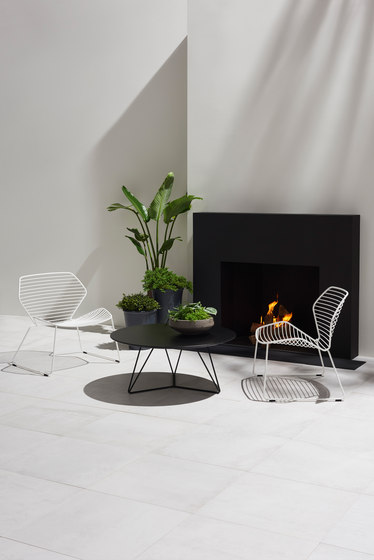 Ginkgo Wire Chair de Davis Furniture
