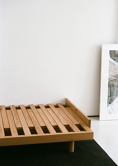 Guest Bed by Bautier