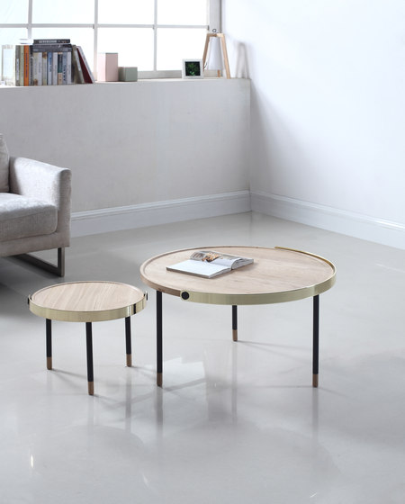 CARMEL Coffee Table Large 2B by camino