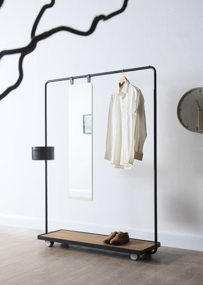 DOLORES Garment Rack 1A by camino