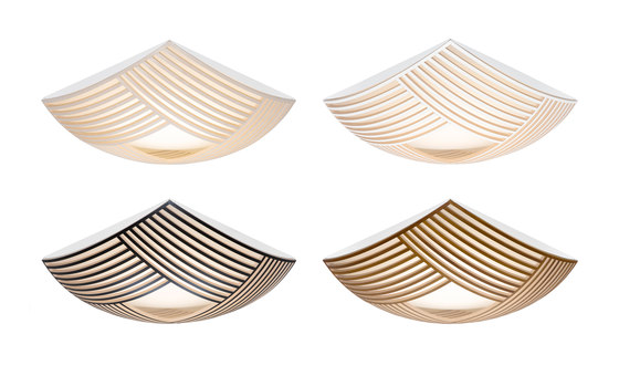 Kuulto 9100 ceiling fixture by Secto Design