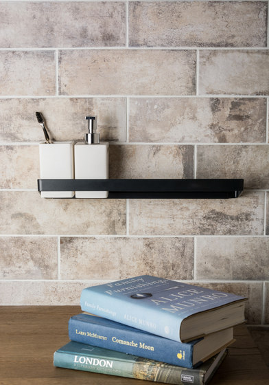 Harlem | Wall Mounted Open Shelf 600mm by BAGNODESIGN