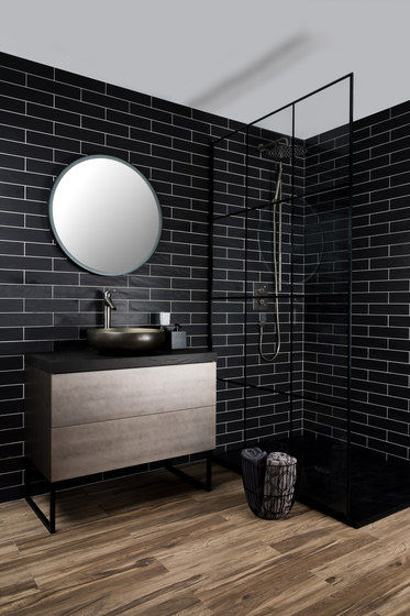 Monroe | Wall Mounted Vanity Unit by BAGNODESIGN