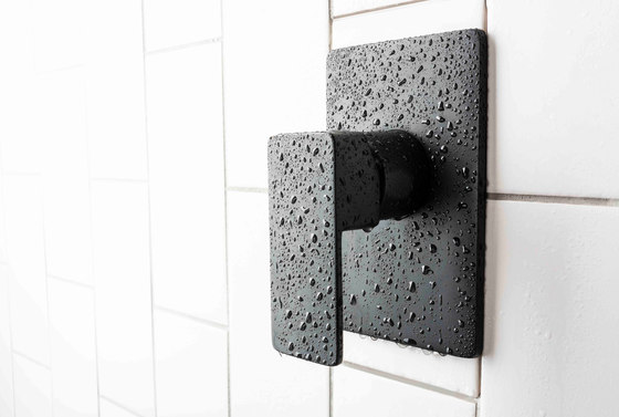 Zephyr | Trim Part For Thermostatic Shower Mixer 1 Outlet by BAGNODESIGN