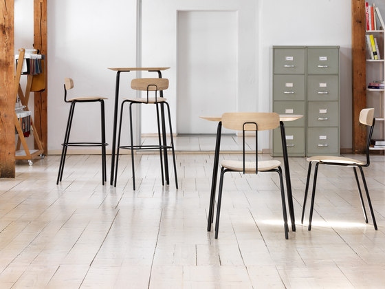 OKITO STOOL - Bar stools from Zeitraum zF7vw8Ob