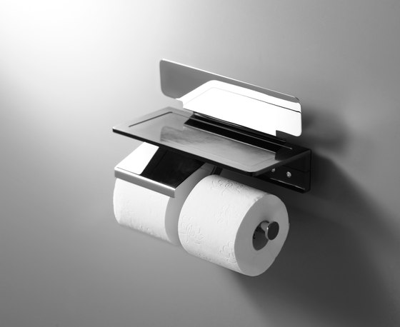 Creativa Towel hook, triple by Bodenschatz