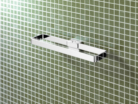 Simara Toilet paper holder without lid by Bodenschatz