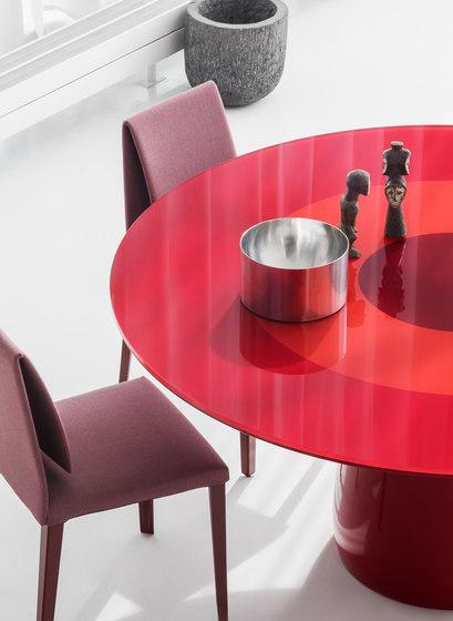 Roundel | Dining table by Baleri Italia