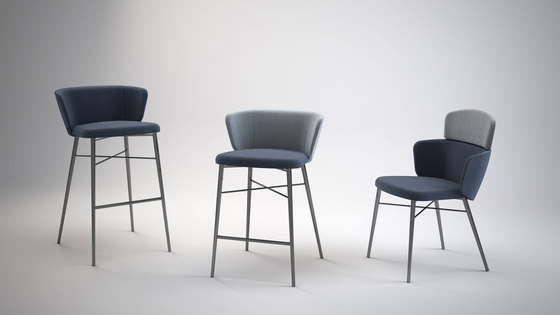 Kin | Chair by Baleri Italia