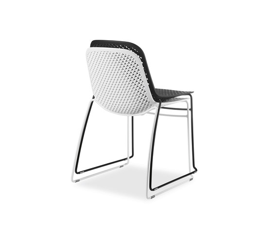 I.S.I. | Stackable chair by Baleri Italia