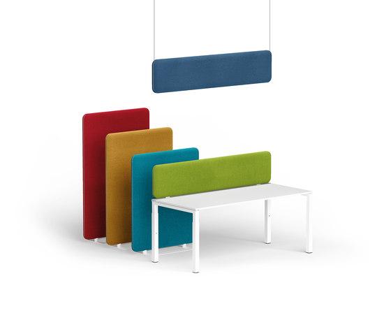 Winea Sonic | Suspended ceiling panels by WINI Büromöbel