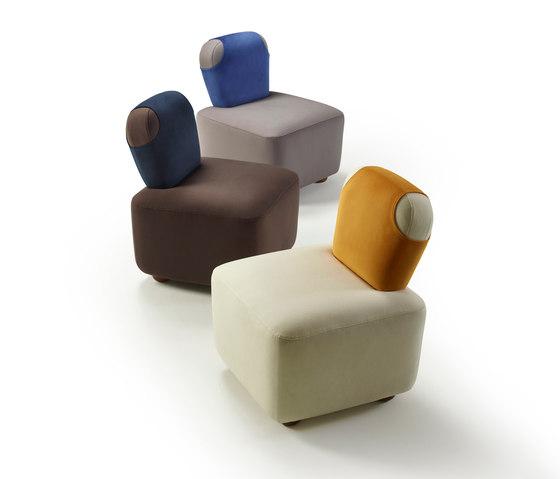 Bomb armchair by Promemoria