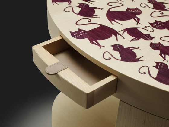 Silvestro small table by Promemoria