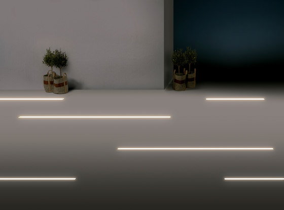 Taglio di luce de LEDS C4