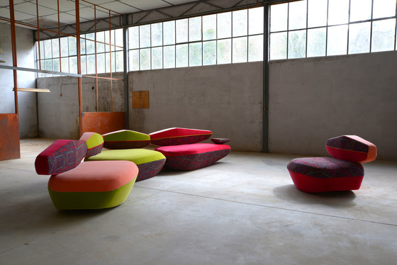 Big Sofa by Adrenalina