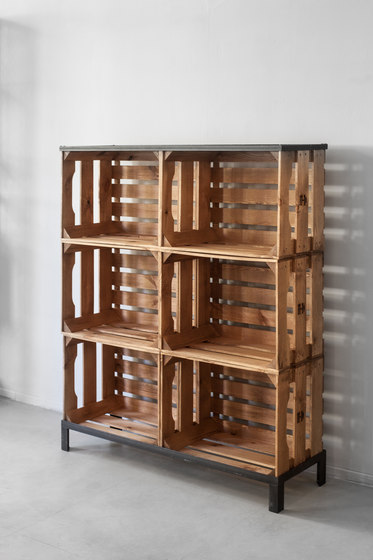 DIY CRATES SHELF  2 by Noodles Noodles & Noodles
