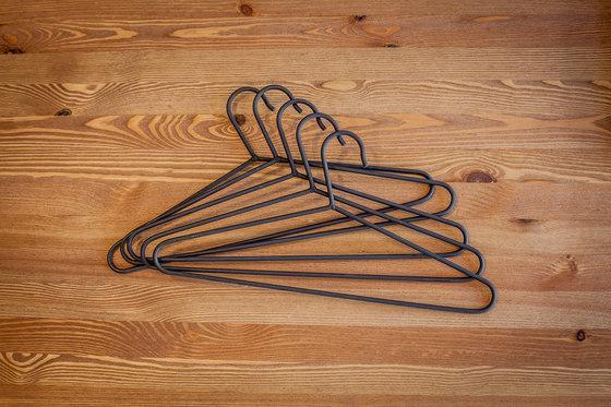 CLOTHES HANGERS by Noodles Noodles & Noodles