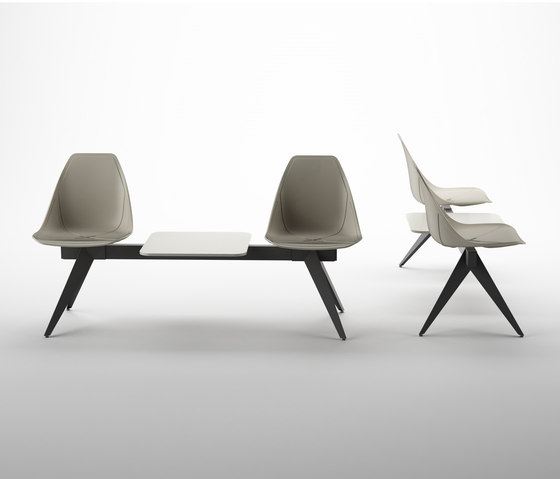 X Beam Bench de ALMA Design