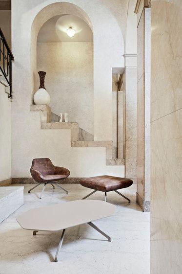 X Big Lounge Chair by ALMA Design