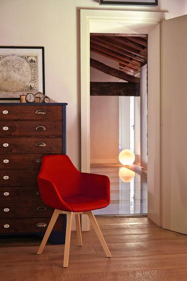 Y Spider Armchair by ALMA Design