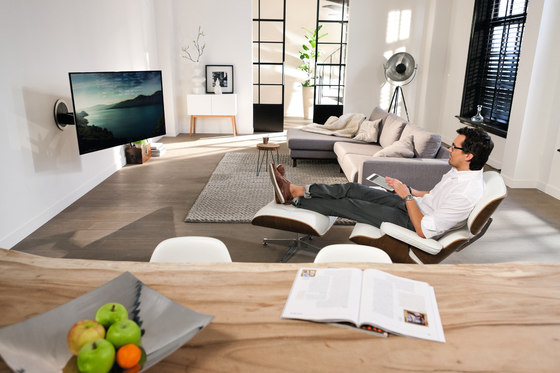 OP1 | Pied support TV de Vogel's Products bv